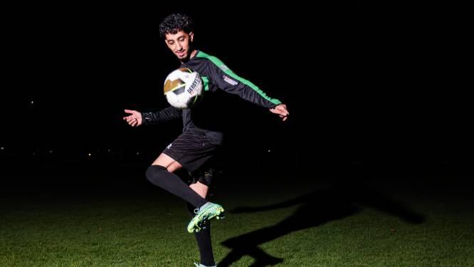 Na zware blessures kan Ben Messaoud eindelijk weer pingelen: 'Ik had mijn verstand moeten gebruiken'