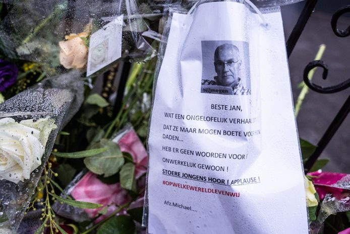 man die overleed in het spijkerkwartier door mishandeling. Arnhem
