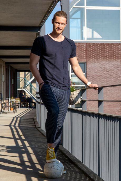 Ervaring rijker, illusie armer; GVVV'er Joël van Wijk terug naar DTS Ede