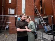 Maarten en Krista zijn alles kwijt na felle woningbrand: 'Krijg mijn vrouw met geen knokploeg dat huis meer in'