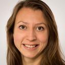 GroenLinks-fractievoorzitter Evelien Kostermans.