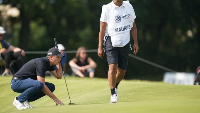 Sven Maurits als beste Nederlander door naar beslissende fase van Dutch Open golf