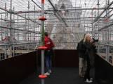 Nieuw: vanaf grotere hoogte de stad Utrecht bekijken kon nog nooit