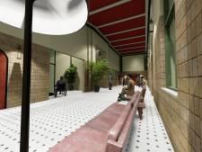 Studenten HZ: er is veel mogelijk in het station van Middelburg