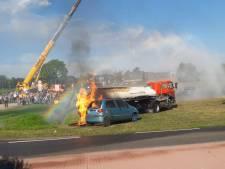 112 Event in Vaassen 'loopt uit de hand' en trekt duizenden mensen