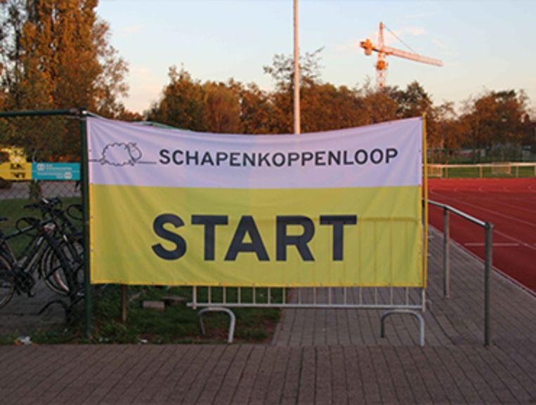 Zondag staat de zevende editie van de Schapenkoppenloop op het programma.