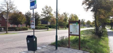 'Groene Halte' bij Nistelrode lokt wandelaars bus en Maashorst in