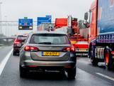 Files op A16 en A17 richting Dordrecht opgelost