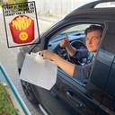 Eethuis Reintje in Mierlo is een drive-in frietkraam gestart.