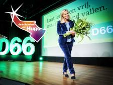 Waarom lijsttrekker Sigrid Kaag (D66) haar pumps verruilde voor gympen