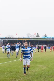 'Vijandige sfeer maakt wedstrijden tussen De Graafschap en Go Ahead juist mooi'