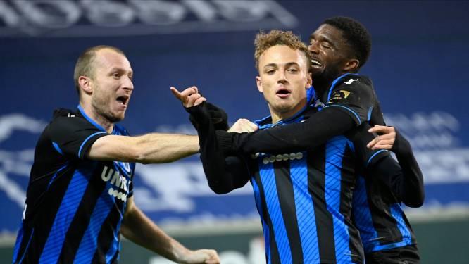 Noa Lang verlost Club Brugge met geweldige omhaal, blauw-zwart alleen leider na avondje zwoegen tegen Kortrijk