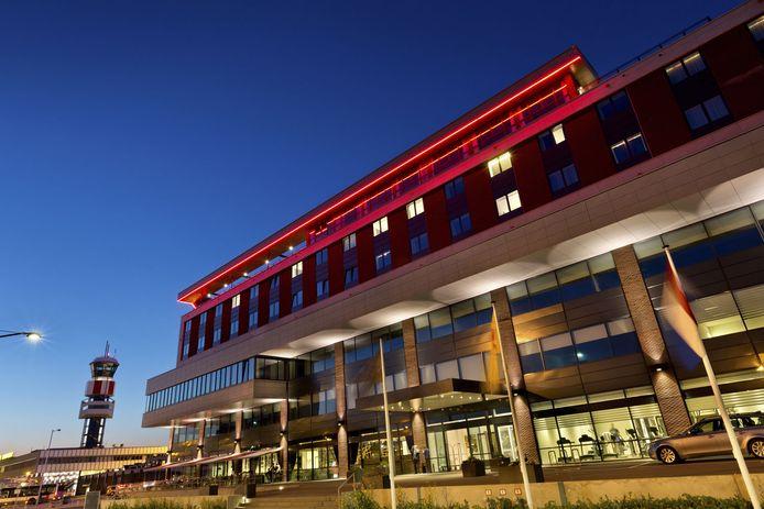 Het Wings Hotel op Rotterdam The Hague Airport komt vanaf 1 november in handen van hotelketen Fletcher.
