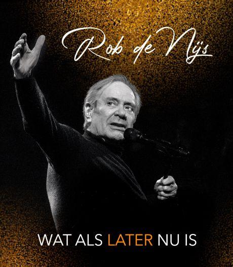 Paskal Jakobsen en Danny Vera schreven samen de nieuwe single van Rob de Nijs