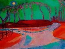 Herman Ling uit Almelo heeft zijn kunst terug, maar is zijn levensgeluk kwijt