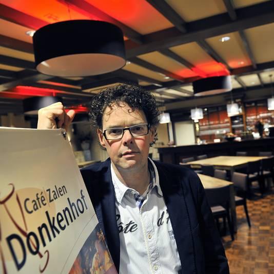 Maurice Broeren van café Donkenhof