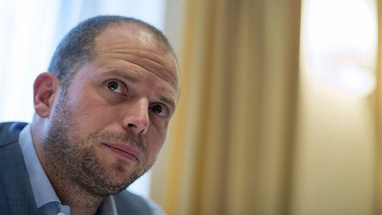 Staatssecretaris voor Asiel en Migratie, Theo Francken (N-VA) Beeld PHOTO_NEWS