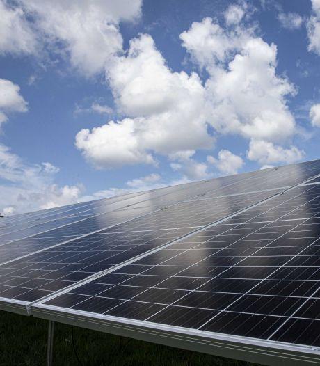 Groen licht voor meer dan twintig voetbalvelden aan zonnepanelen in buitengebied Best