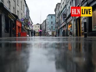 LIVE. Ierland gaat als eerste land in Europa terug in lockdown - Labo's overbelast: personen zonder symptomen niet meer getest
