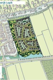 Nieuwe groene wijk in Lopik moet plaats bieden aan 124 huizen