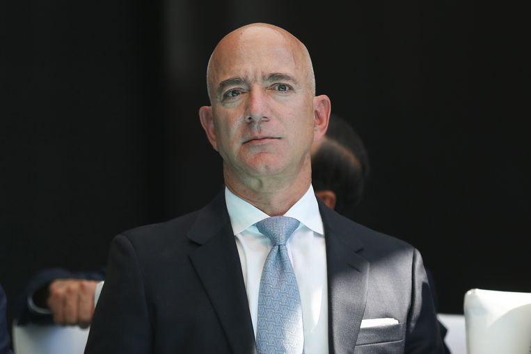 Jeff Bezos. Beeld Anadolu Agency via Getty Images