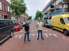 Ondernemers in Schilderswijk zijn ten einde raad na één jaar afsluiting: 'Ik kan wel huilen'