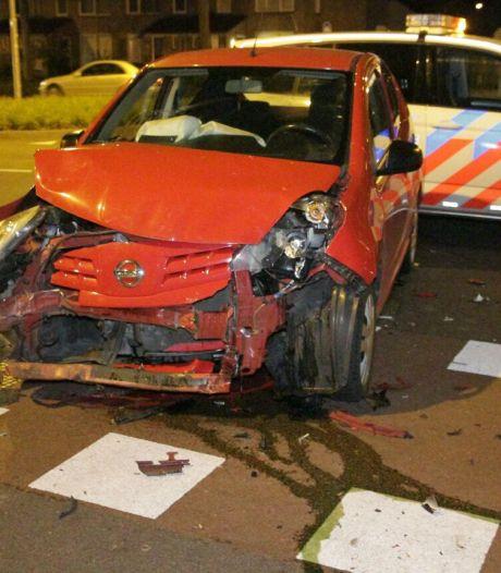 Tweede ongeval op één dag op kruising Barrierweg/Dr. Berlagelaan Eindhoven