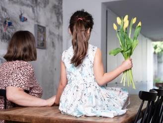 """Ellie (40) voedt haar pleegdochtertje van 6 alleen op: """"Ik zou het er heel moeilijk mee hebben mocht ze op een dag niet meer bij mij wonen"""""""