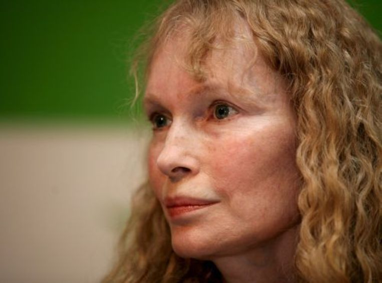 Mia Farrow. ANP Beeld