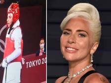 """""""Qu'est-ce qu'elle fait là?"""": Lady Gaga a son sosie aux Jeux Olympiques"""