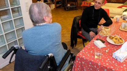 Josiane (89) biedt vluchtelingen bed aan