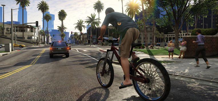 Grand Theft Auto 5 Beeld Rockstar Games