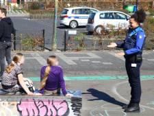 Handhaving stuurt kinderen onder de 12 weg bij Skatepark Vathorst