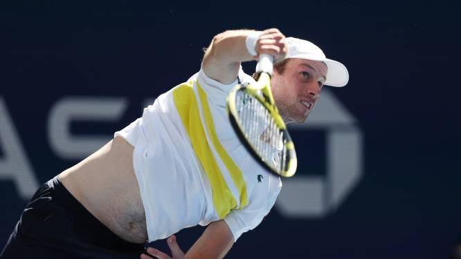 Van de Zandschulp rekent na sensationele US Open af met twijfels: 'Ik heb iets bijzonders meegemaakt'