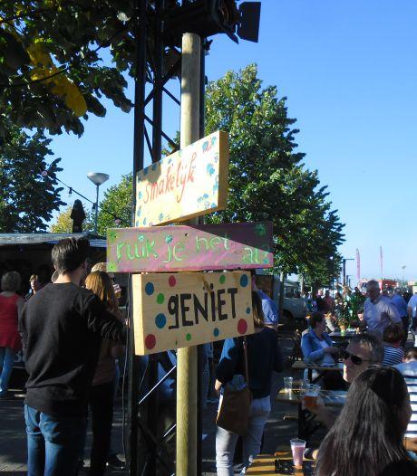 Hippe Happen Festival redt het niet meer alleen na verregende editie