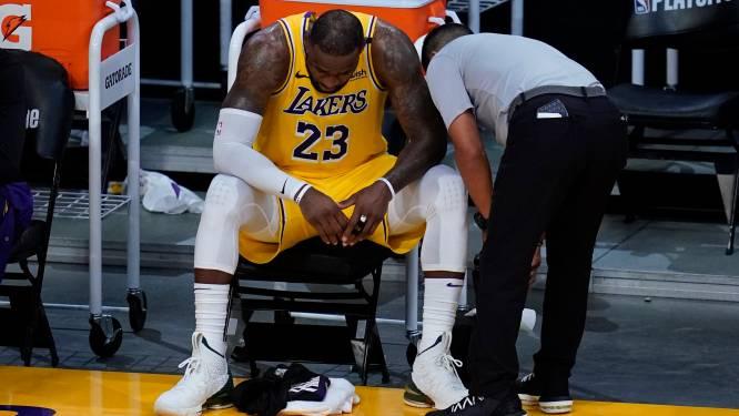 Voor het eerst sinds 2010 geen LeBron of Curry in NBA-finale: Lakers uitgeschakeld in play-offs