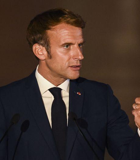 Woedende Fransen roepen ambassadeurs terug uit VS en Australië