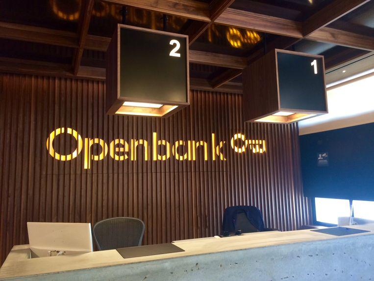 Openbank Beeld