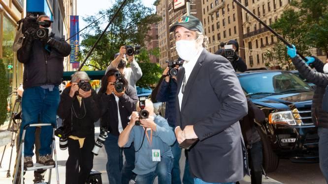 Ex-advocaat Trump terug naar gevangenis vanwege schenden regels huisarrest
