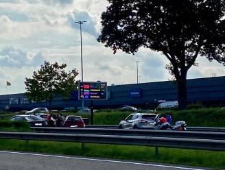 Vijftal voertuigen betrokken bij kettingbotsing op Hasseltse Grote Ring: geen gewonden