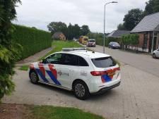 Woningbrand aan Jonkerstraat in Weurt snel geblust: bewoner ademt te veel rook in