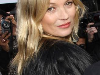 Kate Moss naakt op Frans mannenblad