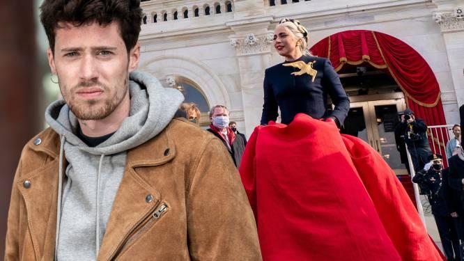 """Vlaamse stylist van Lady Gaga stelde mee outfit samen voor eedaflegging Joe Biden: """"Blij dat ik deel kon uitmaken van historisch moment"""""""