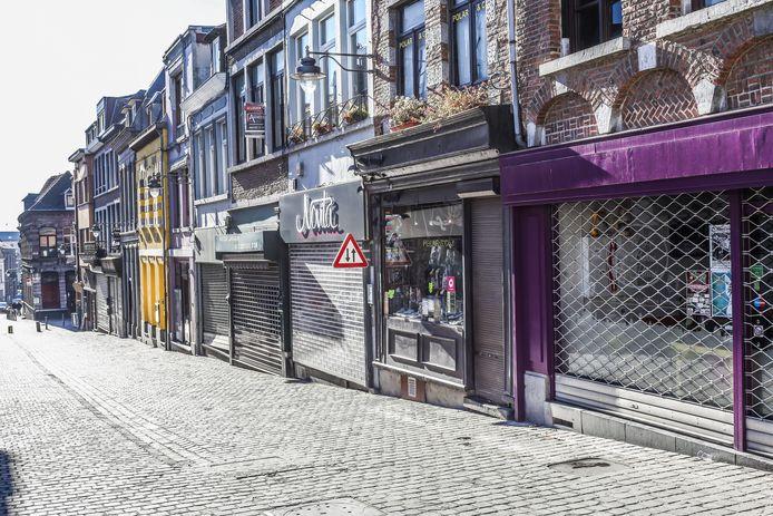 Les fermetures liées au Covid ont aggravé le bilan des surfaces commerciales vides en Belgique cette année. Leur nombre pourrait grimper à 27.000 d'ici la fin 2021