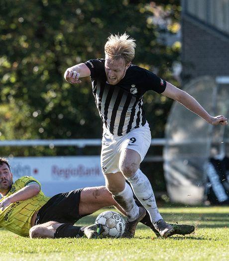 SDOUC blijft maar winnen, 't Peeske verrast FC Bergh in derby en RKPSC stunt tegen SC EDS