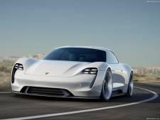 Elektrische Porsche: in 3,5 seconden op 100 km/u