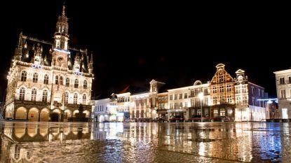 Petitie tegen dimmen en doven van openbare verlichting 's nachts in Oudenaarde