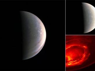 """NASA deelt unieke foto's van Jupiter: """"Dit hebben we nog nooit gezien"""""""