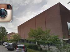 Naaktfoto's jonge Tilburgse scholieren op Instagram
