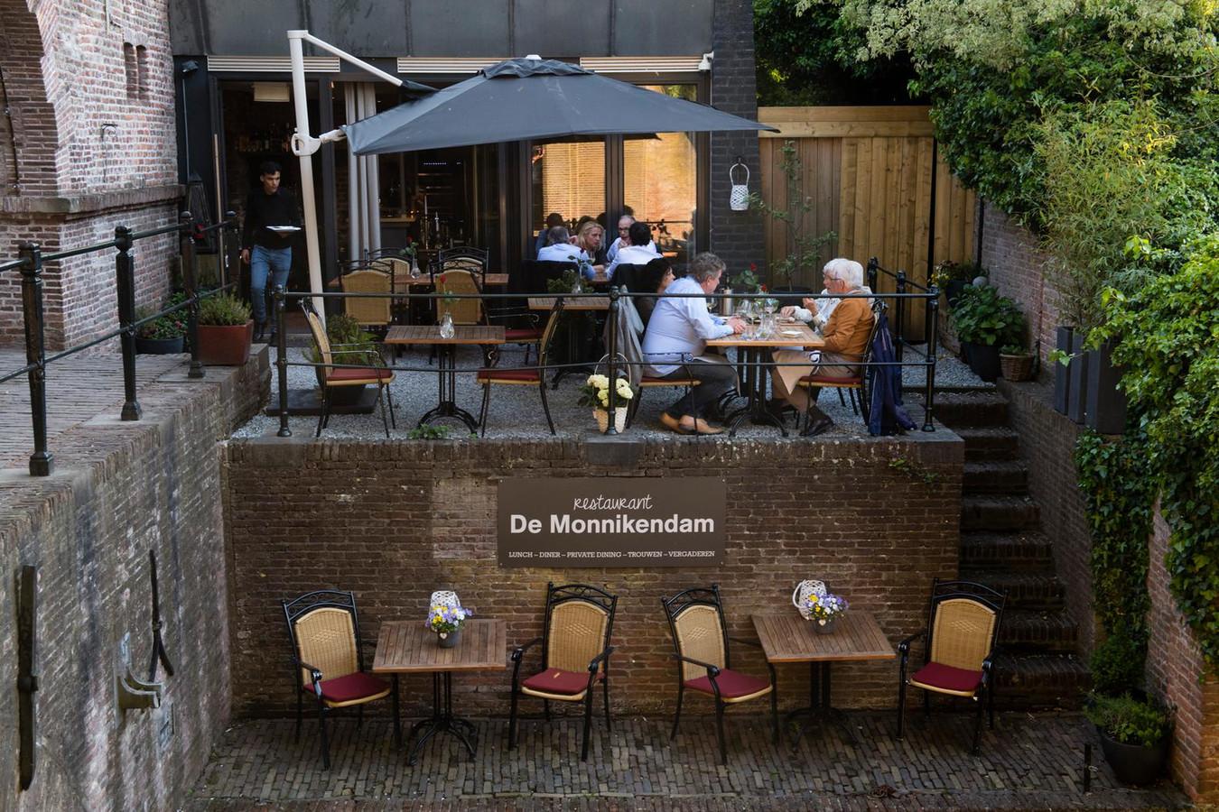 Franse keuken hollandse missers foto for Lay outs terras van het restaurant